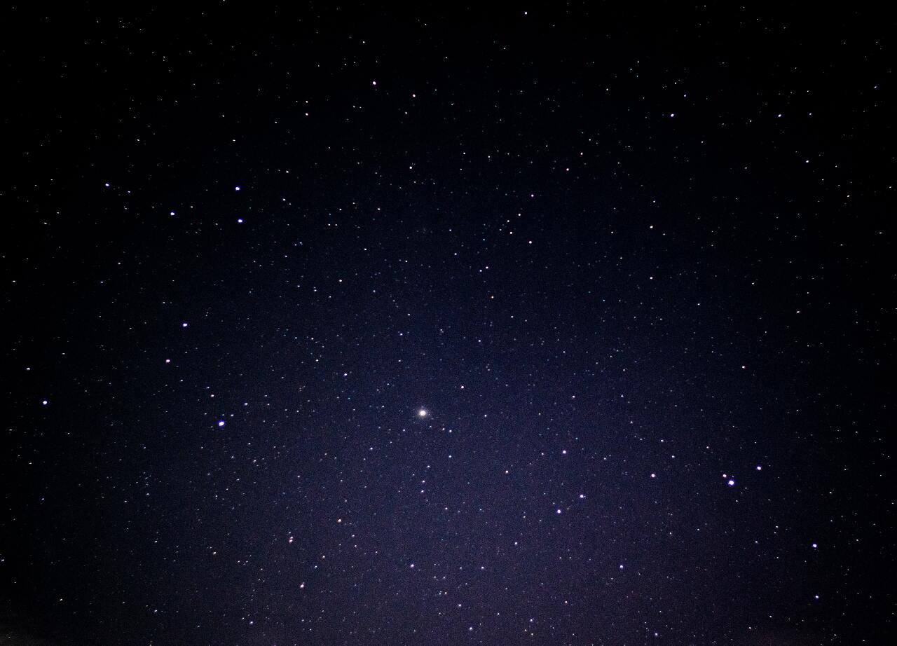 별이 보내는 신호